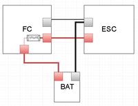 Omnibus f4 pro v3 + racerstar 4in1 ESC : Current Measure