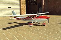 Name: Skylane.jpg Views: 968 Size: 274.6 KB Description: Completed model.