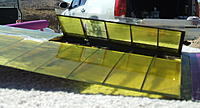 Name: 2011_0921ymage0006.jpg Views: 718 Size: 133.8 KB Description: Tape reinforcement seen on the inside of the top covering.