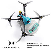 Name: Hyperbola 5'' Sub-250g racing Drone (3).jpg