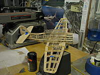 Name: IMG_7586.jpg Views: 84 Size: 95.9 KB Description: Tail feathers replaced with contest balsa, 1/4 of the weight