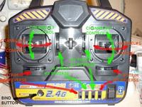 Name: FrontPanelabel.jpg Views: 992 Size: 62.5 KB Description: Four channel controls, trims, and reverse switches