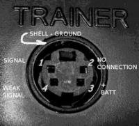 Name: Connector.jpg Views: 786 Size: 46.5 KB Description: TRAINER connector on the 4 channel radio