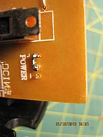 Name: IMG_1546small.JPG Views: 68 Size: 50.4 KB Description: Jumper wire soldered across two power pins
