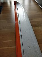 Name: IMG_20190814_200144.jpg Views: 5 Size: 835.6 KB Description: Balsa extensions full length of the wings