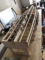 Name: IMG_2422.jpg Views: 59 Size: 3.37 MB Description: All the ribs done and trimmed off at the transom