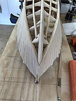Name: IMG_2475.jpg Views: 41 Size: 3.00 MB Description: Finished the sides and given them a sand smooth.