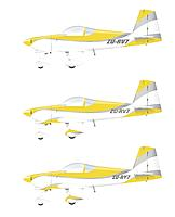 Name: RV7 Scheme DRAFT 1.1.jpg Views: 223 Size: 48.0 KB Description: The paint scheme I designed - although now I have seen another RV-7 painted in an identical scheme :(