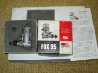 Name: Fox 35 001.jpg Views: 154 Size: 54.1 KB Description: Fox .35 NIB never used. Well cared for.