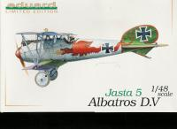 Name: Albatros model.jpg Views: 387 Size: 63.6 KB Description: R. Flashar, Jasta 5 1917