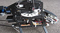Name: 250_guts_sm.jpg Views: 321 Size: 224.9 KB Description: Under the hood... HS-65MG's, JR DS290G on tail, Copter-X 430XL motor, Phoenix-25, Tarot ZYX 3-axis gyro, Spektrum AR6100e.