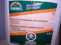 Name: Sept 2010-hobby-farm- 193.jpg Views: 121 Size: 70.3 KB Description: This  kerosene is clear and colourless. In Canada from  your local CTC store