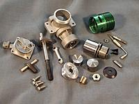 Name: Dc-Rapier-Green_parts.jpg Views: 91 Size: 196.2 KB Description: cooling muffin screws in and holds the cylinder