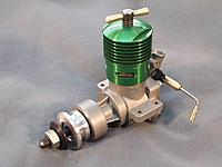 Name: Dc-Rapier-LHF-Green.jpg Views: 139 Size: 186.7 KB Description: flats on top of cylinder muffin will mark if a wrench is used, green head is a four port