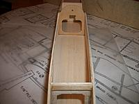 Name: FW190A 001.JPG Views: 34 Size: 2.26 MB Description: Ply strip added at 5 and wing dowel hole pre drilled at 4.