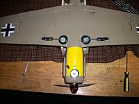 Name: FW190A 001.JPG Views: 25 Size: 2.23 MB Description: Reinstalled after locking the struts.
