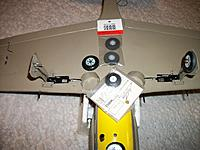 Name: FW190A 004.JPG Views: 17 Size: 2.12 MB Description: Letting you guys see what I cobbled together.  Rubber bands and bailing wire!!!   It might fly....