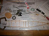Name: Hobby Hanger  P-47 Thunderbolt 005.JPG Views: 4 Size: 2.35 MB Description: Starting back a bit on the firewall for that big .15CVA.