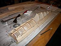 Name: Hobby Hanger  P-47 Thunderbolt 001.JPG Views: 9 Size: 2.39 MB Description: Planking upper Fuse
