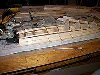 Name: Hobby Hanger  P-47 Thunderbolt 003.JPG Views: 11 Size: 2.35 MB Description: Upper Fuse planking