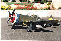 Name: p- 47 image.jpg Views: 18 Size: 544.0 KB Description: Rich Uravitch  Prototype for the Hobby Hanger kit.  I really like how he captured the vision of it.