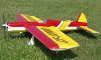 "Name: SHOCKWAVE.jpg Views: 753 Size: 83.6 KB Description: Kim Doherty's FAI F2B Precision Aerobatics electric powered plane ""SHOCKWAVE"""