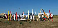 Name: IMG_8246_small.jpg Views: 77 Size: 162.7 KB Description: The pilots and planes, couple of planes missing from day 1, couple Radians, a Pulsar and an Art Hobby plane, can't remember the name.