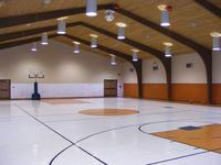 Name: full_sized_gym.jpg Views: 241 Size: 62.8 KB Description: Full-sized gym with few obstructions, but a little lower ceiling than I'd really prefer. But never look a gift gym in the teeth!