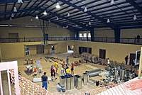 Name: gym_a_ways_to_go_yet.jpg Views: 218 Size: 79.5 KB Description: Grace United Methodist Church gym. Yes it's finished now. Come see it for yourself!