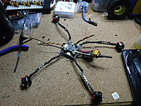 Name: DSCF0113.JPG Views: 7 Size: 7.26 MB Description: Coming together!!! I'm just gonna tuck the excess motor wire away once I decide where this is all going, not overly concerned with extra.