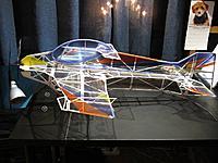 Name: Elanor 1.jpg Views: 430 Size: 164.3 KB Description: Elanor Feather 2014 designed by Alan Goljevšček. Weight without battery 73.9 g.