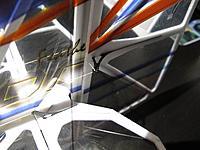 Name: Elanor 4.jpg Views: 442 Size: 121.7 KB Description: Elanor tail detail. Pull pull thread is 10 kg Dyneema fishing thread.