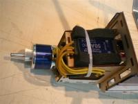 Name: CIMG0762 (Small).jpg Views: 426 Size: 45.6 KB Description: Motor assy and ESC, view from under