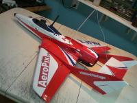 Name: CIMG0925 (Small).jpg Views: 352 Size: 54.5 KB Description: The planes is small, only 32 inches wingspan
