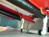 Name: CIMG0962 (Medium).jpg Views: 381 Size: 59.8 KB Description: The servo cable connect under the planes