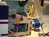 Name: CIMG1246 (Large).jpg Views: 320 Size: 89.3 KB Description: Two voltage regulators for the cam/tx