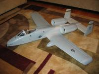 Name: A-10 finished 01.jpg Views: 155 Size: 65.1 KB Description: 3/4 view showing off the camo.