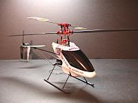 Article HeliHobby Super CNC CCPM Hummingbird Conversion - RC