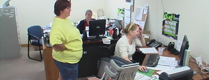 The office support staff takes care of most of the administrative support.