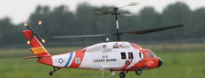 Hobby Lobby Twister US Coast Guard RTF Co-Axial Electric ...