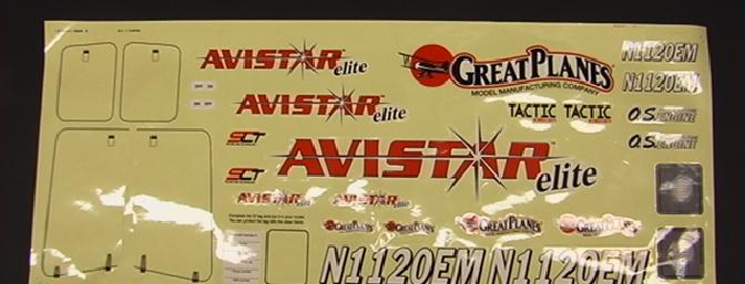 Easy to install decals