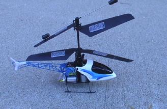 A great little helicopter