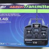 The E-Sky transmitter and receiver