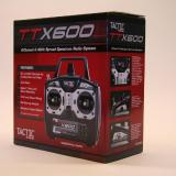 The TTX 600 is well designed