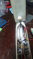 Name: 20190814_223638.jpg Views: 9 Size: 661.6 KB Description: Servo in, hooked up, and fully open.