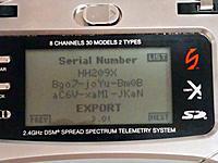Name: DSC_0013.jpg Views: 64 Size: 927.8 KB Description: Software version info.