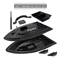 Name: Flytec_2011-5_Bait_Fishing_RC_Boat_KIT_Black_01.jpg