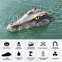 Name: Flytec_V301_Simulation_Floating_Crocodile_Head_RC_Boat_03.jpg Views: 19 Size: 711.1 KB Description: