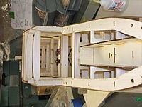 Name: DSCF3562.jpg Views: 478 Size: 192.6 KB Description: Side rails for the cockpit/battery hatch added in.