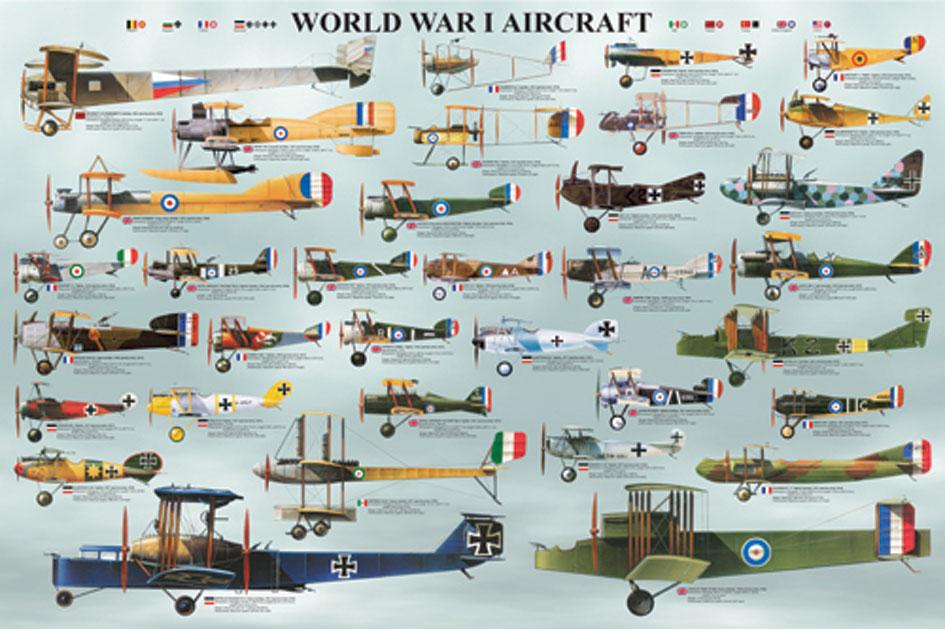 american world war 1 planes - photo #17